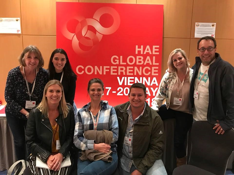 SA attendees Vienna May 2018 AFSA