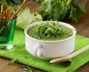 AFSA Super Fast Broccolli Soup Recipe