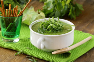 AFSA Super Fast Broccolli Soup Recipe