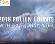 AFSA Pollen Counts