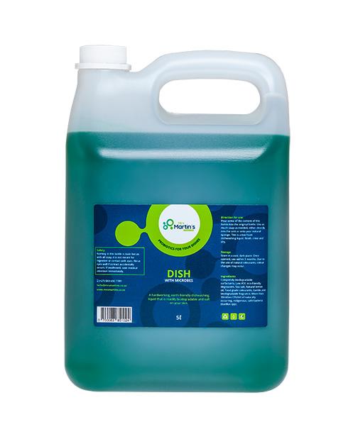 Mrs Martins 5l Dishwashing liquid - AFSA