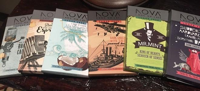 AFSA Nova Chocolates