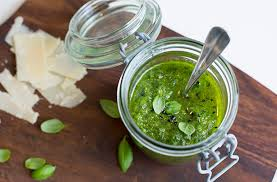 AFSA nut free pesto recipe