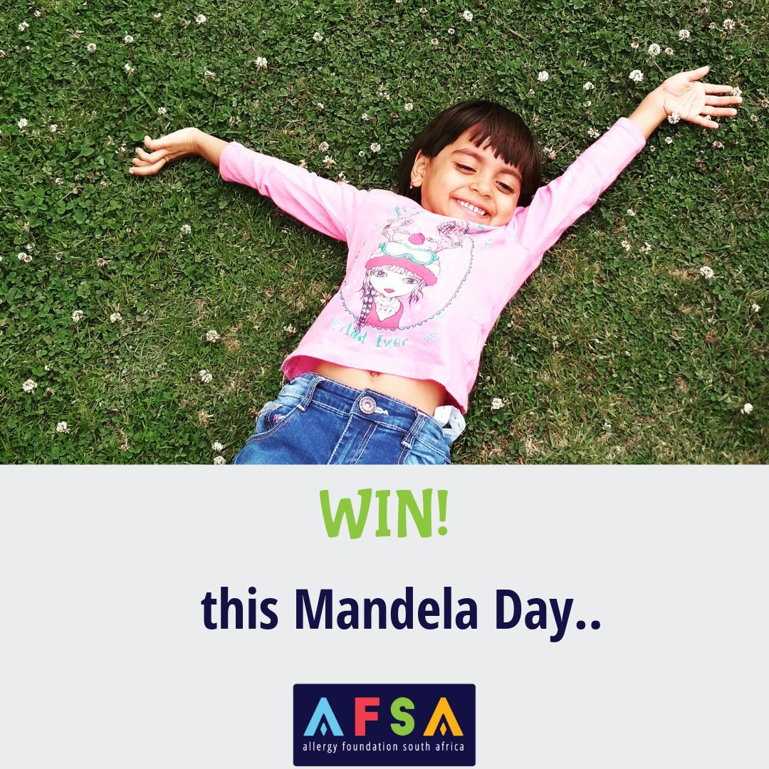 Mandela Day 2019 AFSA