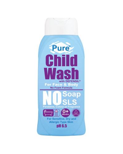 Pure child wash product image