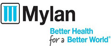 Mylan sponsor logo