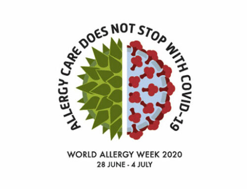 World Allergy Week – 28 June to 4 July: COVID-19 and Allergies